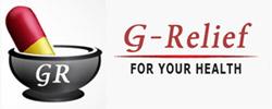 G-Relief Caps Logo