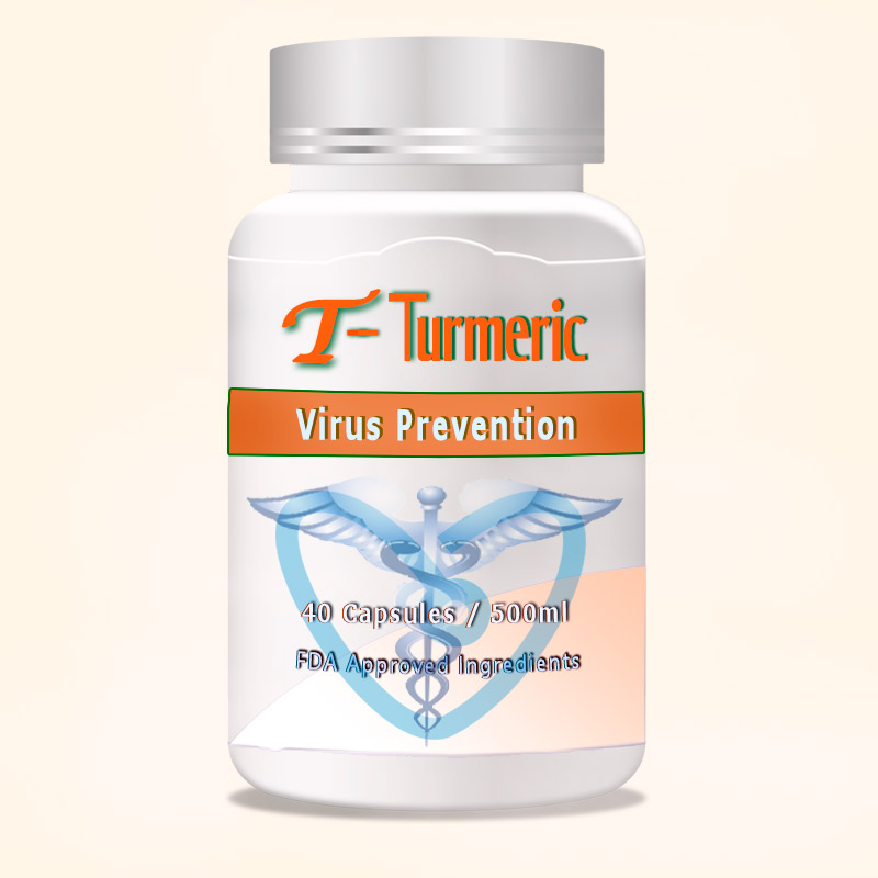 Inflammation G-Relief T-Turmeric Caps